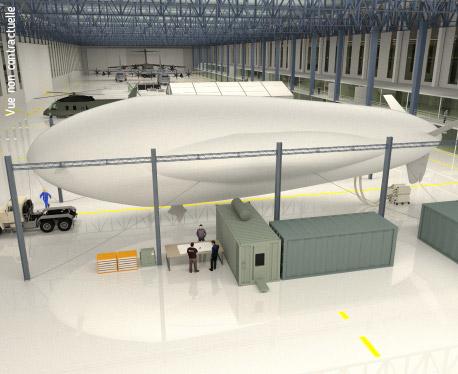 airshipvillage - pôle aéronautique «Istres-Jean-Sarrail»